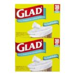 Glad -  Small Garbage Bags 0012587001509