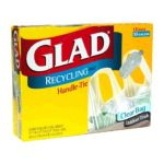 Glad -  Recycling Bags 0012587700273