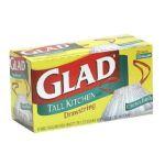 Glad -  Tall Kitchen Bags 0012587700334