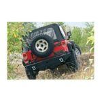 Warn -  74299 Rear Tire Carrier 0012748742999