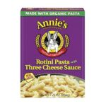 Annie's -  Rotini Pasta With Four Cheese Sauce 0013562000104