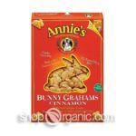 Annie's - Bunny Grahams Cinnamon 0013562000166  / UPC 013562000166