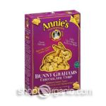 Annie's -  Homegrown Bunny Grahams Chocolate Chip 0013562000180