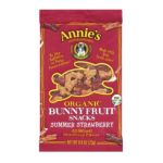 Annie's -  Organic Bunny Fruit Snacks Summer Strawberry 0013562011070