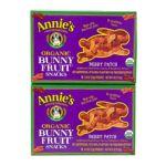 Annie's - Organic Bunny Fruit Snacks Berry Patch 0013562111053  / UPC 013562111053
