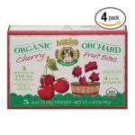 Annie's - Fruit Bites 95+% Organic Cherry Value Bulk Multi-pack 0013562111138  / UPC 013562111138