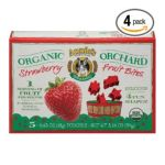 Annie's -  Homegrown Organic Orchard Strawberry Fruit Bites 0013562111152