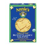 Annie's -  Organic Bunny Classics Saltine Baked Organic Crackers 0013562111206