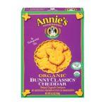 Annie's - Organic Cheddar Bunny Cl Cracker 12x6 Value Bulk Multi-pack 24 0013562111305  / UPC 013562111305