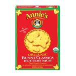 Annie's -  Bunny Classics Crackers Buttery Rich 0013562111404