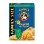 Annie's - Macaroni & Cheese 0013562300501  / UPC 013562300501