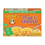 Annie's -  Wisconsin Cheddar Microwavable Mac & Cheese 0013562300921