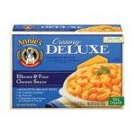 Annie's - Elbows & Four Cheese Sauce 0013562302123  / UPC 013562302123
