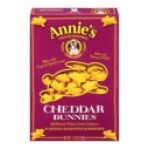 Annie's -  Baked Snack Crackers Real Cheddar Bunnies 0013562302154