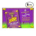 Annie's -  Homegrown Cheddar Bunnies Snack Pack 0013562302161