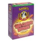 Annie's -  Baked Snack Crackers Bbq Cheddar Bite Size 0013562302222