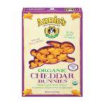 Annie's - Homegrown Organic Cheddar Bunnies 0013562302321  / UPC 013562302321