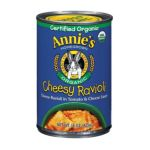 Annie's - Organic Cheesy Ravioli 0013562313020  / UPC 013562313020