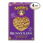 Annie's -  Bunny Love Oat And Corn Cereal Boxes 0013562400003