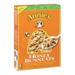Annie's -  Honey Bunnies Oat & Corn Cereal With Honey 0013562400010