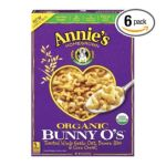 Annie's -  Organic Bunny O's Cereal 0013562400041