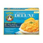 Annie's -  Creamy Deluxe Macaroni Dinner Rice Pasta & Extra Cheesy Cheddar Sauce 0013562610020