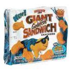 Goldfish -  Sandwich Crackers 0014100071907