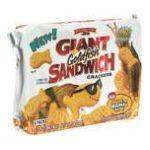 Goldfish -  Sandwich Crackers 0014100072270