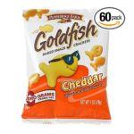Goldfish -  Baked Snack Crackers 0014100075233