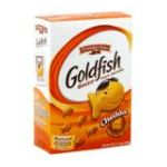 Goldfish -  Baked Snack Crackers Cheddar 0014100075790
