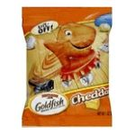 Goldfish -  Baked Snack Crackers Cheddar 0014100076643