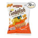 Goldfish -  Baked Snack Crackers 0014100077602