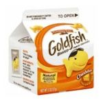 Goldfish -  Baked Snack Crackers Cheddar 0014100078678