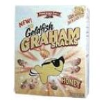 Goldfish -  Graham Snacks 0014100078814