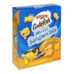 Goldfish -  Mini Sandwiches 0014100082668