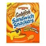 Goldfish -  Sandwich Snackers 0014100082675