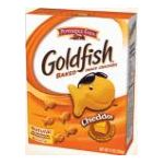 Goldfish -  Baked Snack Crackers 0014100085201