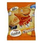 Goldfish -  Baked Snack Crackers 0014100085218