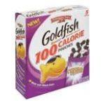 Goldfish -  100 Calorie Pouches 0014100087632