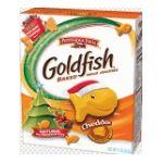 Goldfish -  Crackers Holiday Cheddar Box 0014100092780