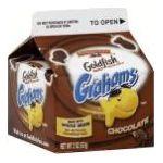 Goldfish -  Baked Graham Snacks Chocolate 0014100094753
