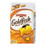 Goldfish -  Baked Snack Crackers Cheddar 0014100096559