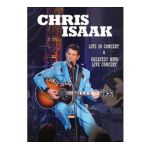 Alcohol generic group -  Chris Isaak Greatest Hits Live Dvd 0014381710922