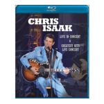 Alcohol generic group -  Chris Isaak Greatest Hits Live Blu-ray 0014381711059