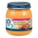 Gerber -  Ham & Papaya Salsa 0015000000530