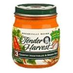Gerber -  Country Vegetables & Brown Rice 0015000002701