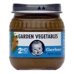 Gerber -  Garden Vegetables 0015000004194