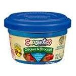 Graduates -  Chicken & Broccoli 0015000005528