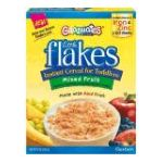 Graduates -  Graduates Instant Cereal For Toddlers 0015000007324