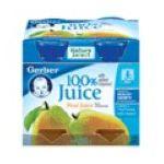 Gerber -  100% Juice 0015000007744